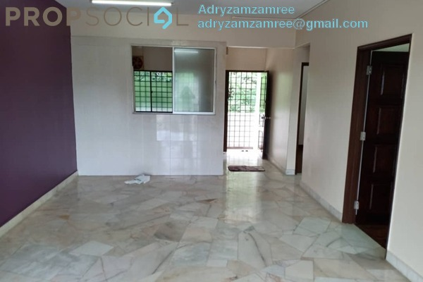 For Rent Condominium at Desa View Towers, Melawati Freehold Unfurnished 3R/2B 1.3k