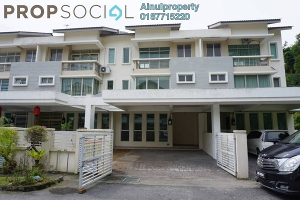 Terrace For Sale in Kepayang Heights, Taman Bukit Kepayang Freehold Unfurnished 5R/4B 550k
