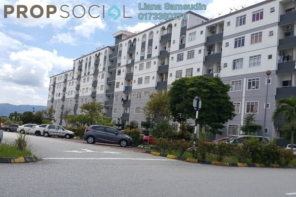 Apartment For Rent in Desa Palma, Putra Nilai Freehold Semi Furnished 3R/2B 800translationmissing:en.pricing.unit