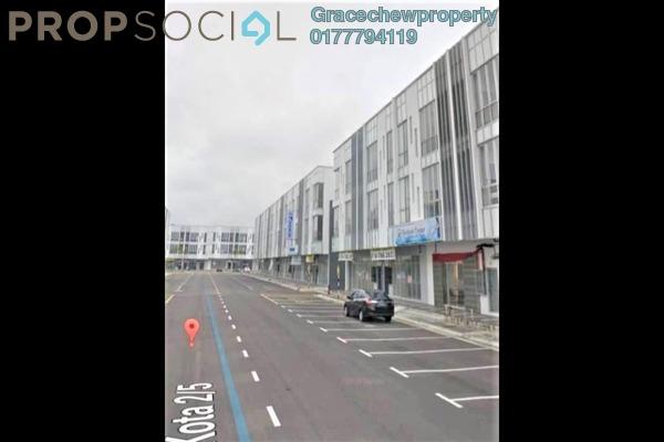 Shop For Rent in Tropicana Danga Cove, Bandar Baru Permas Jaya Freehold Unfurnished 0R/0B 1.5k