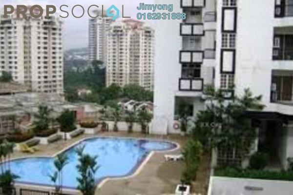 Condominium For Sale in Bukit Robson Condominium, Seputeh Freehold Fully Furnished 3R/4B 1.2m