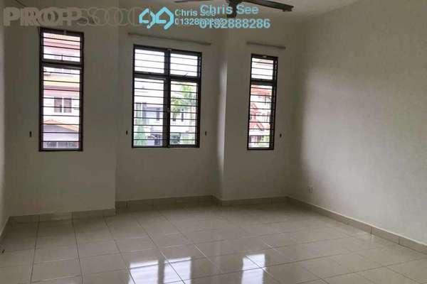 Terrace For Rent in Tiara Putra, Bukit Rahman Putra Freehold Semi Furnished 4R/3B 1.5k