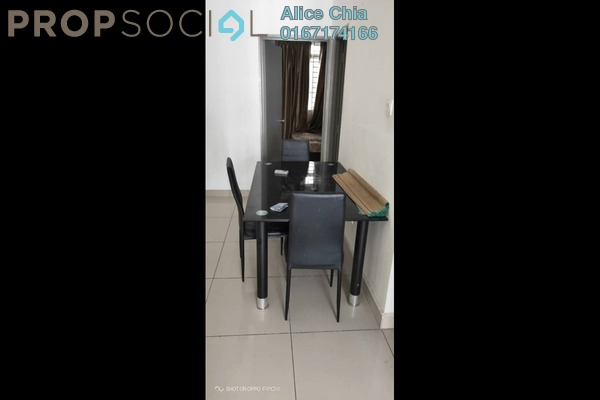 Condominium For Rent in The Pines Residence, Johor Freehold Fully Furnished 4R/2B 1.3k