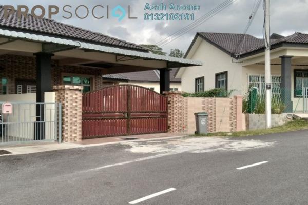 Terrace For Sale in A'Famosa Resort, Alor Gajah Freehold unfurnished 3R/2B 395k