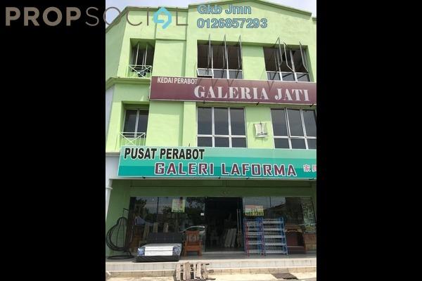 For Rent Shop at Taman Seremban Jaya, Seremban Freehold Unfurnished 0R/1B 4.68k