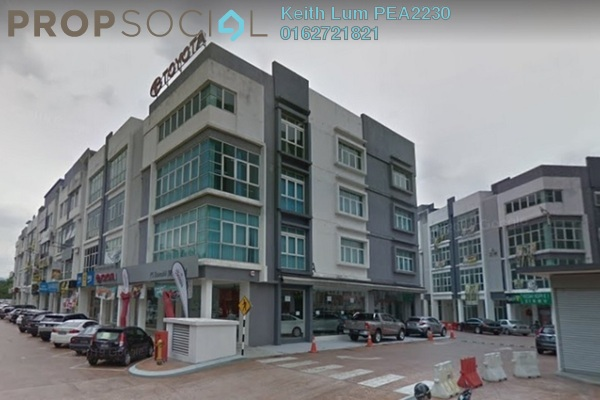 Shop For Sale in Boulevard Business Park, Jalan Ipoh Freehold Unfurnished 5R/5B 2.98m