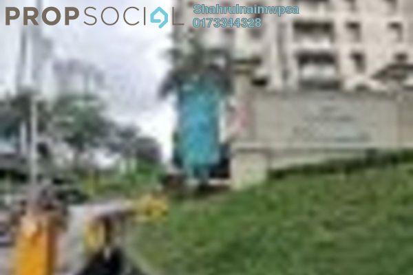 For Sale Condominium at Vista Perdana, Pandan Perdana Freehold Unfurnished 3R/2B 330k