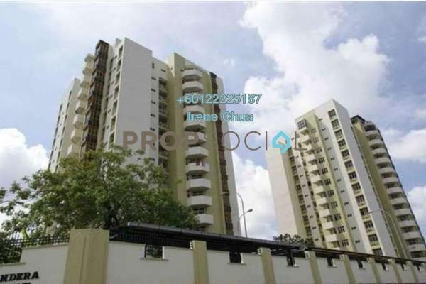 Condominium For Sale in Indera Subang, UEP Subang Jaya Freehold Semi Furnished 4R/4B 950k