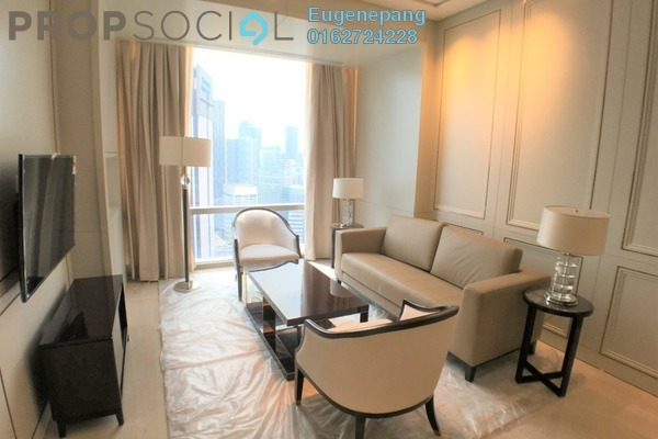 Condominium For Rent in Pavilion Suites, Bukit Bintang Freehold Fully Furnished 1R/1B 4.8k
