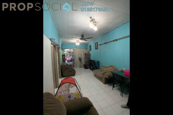 Terrace For Sale in Taman Lestari Putra, Bandar Putra Permai Freehold Unfurnished 3R/2B 315k