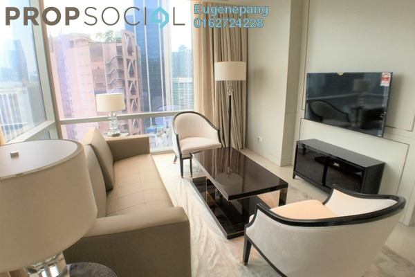 Condominium For Rent in Pavilion Suites, Bukit Bintang Freehold Fully Furnished 1R/1B 5.5k