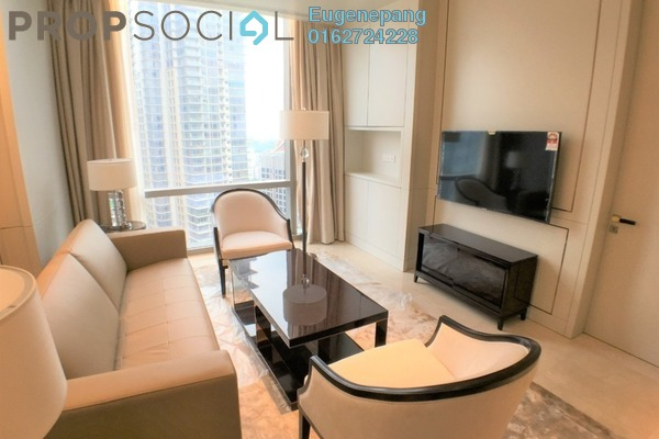 Condominium For Rent in Pavilion Suites, Bukit Bintang Freehold Fully Furnished 2R/1B 6k