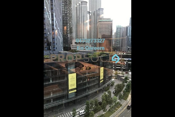 Condominium For Sale in Star Residences, Kuala Lumpur Freehold Unfurnished 2R/1B 1.79m