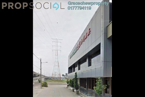 Shop For Rent in Taman Sentosa, Johor Bahru Freehold Semi Furnished 0R/0B 5.5k