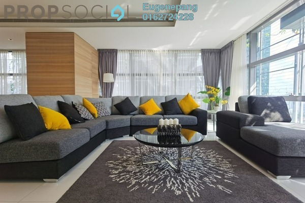 Condominium For Rent in Le Nouvel, KLCC Freehold Fully Furnished 4R/5B 15k
