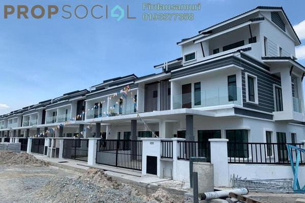 Terrace For Sale in Sepang Gold Coast, Sepang Freehold Unfurnished 4R/3B 450k