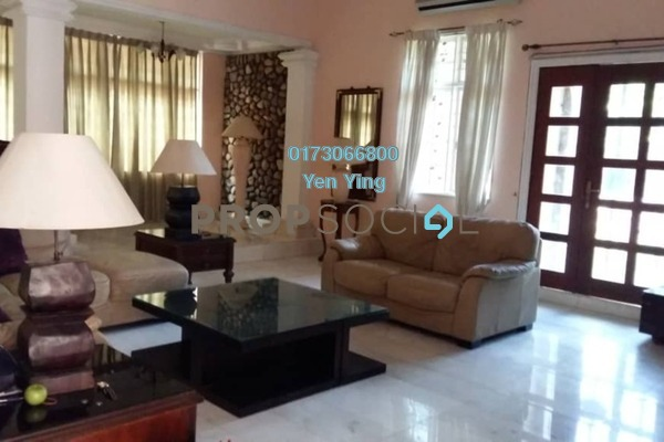 Bungalow For Rent in Section 10, Petaling Jaya Freehold Fully Furnished 6R/6B 6.5k