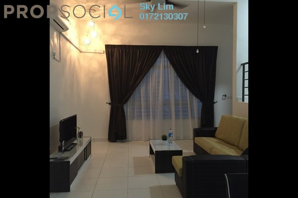 Superlink For Sale in Desaru Utama, Kota Tinggi Freehold Fully Furnished 4R/3B 500k