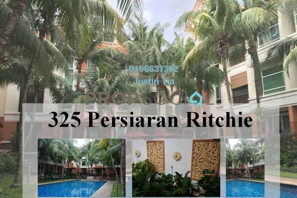 Condominium For Rent in 325 Persiaran Ritchie, Ampang Hilir Freehold Fully Furnished 6R/5B 12.5k
