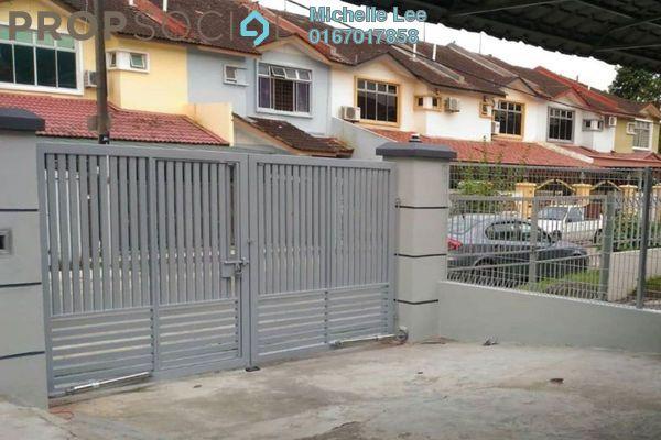Terrace For Rent in Taman Megah Ria, Pasir Gudang Freehold Semi Furnished 4R/3B 1.25k