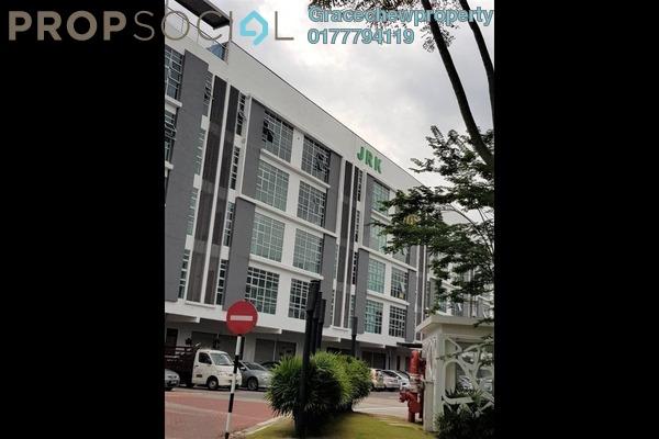 Office For Sale in Austin V Square, Johor Bahru Freehold Unfurnished 0R/0B 550k