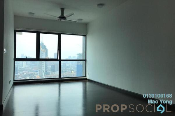 Condominium For Rent in V Residence Suites @ Sunway Velocity, Cheras Freehold Semi Furnished 2R/2B 3.6k