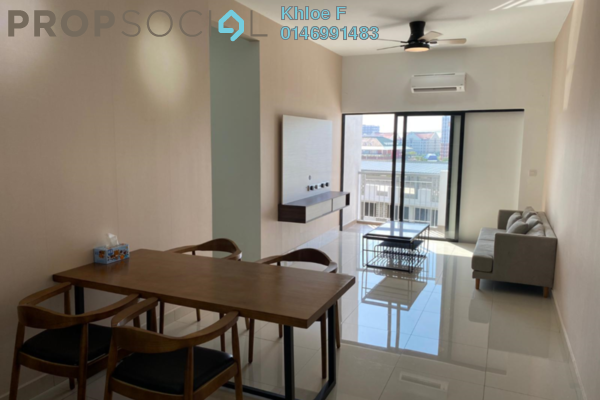 Condominium For Rent in The Olive, Sunsuria City Freehold Fully Furnished 3R/2B 2.3k