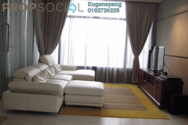 Condominium For Rent in The Troika, KLCC Freehold Fully Furnished 4R/3B 12k