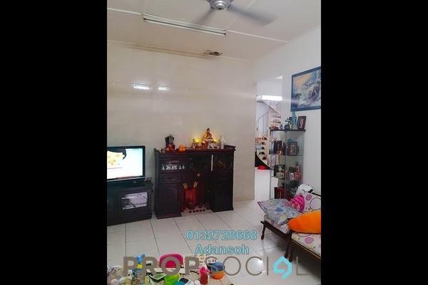 Terrace For Sale in Taman Kok Lian, Jalan Ipoh Freehold Semi Furnished 3R/3B 545k