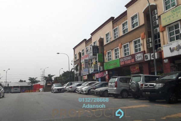For Rent Office at Laman Rimbunan, Kepong Freehold Unfurnished 0R/0B 1.6k