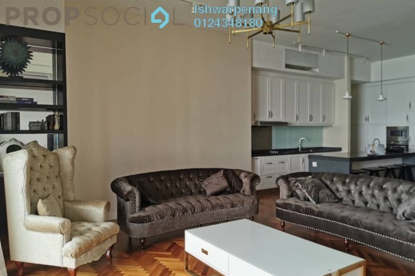 Condominium For Rent in Quayside, Seri Tanjung Pinang Freehold Fully Furnished 3R/4B 10k