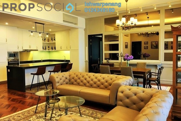 Condominium For Sale in Quayside, Seri Tanjung Pinang Freehold Fully Furnished 3R/4B 2.8m