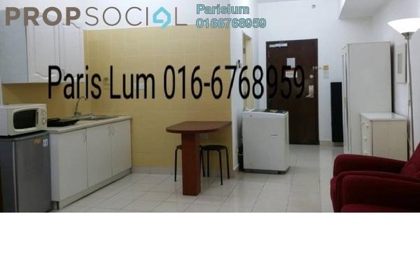 SoHo/Studio For Rent in Seri Cempaka, Cheras Freehold Fully Furnished 1R/1B 1.2k