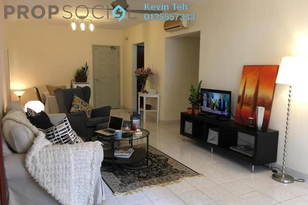 For Sale Condominium at Laman Suria, Mont Kiara Freehold Fully Furnished 2R/2B 688k