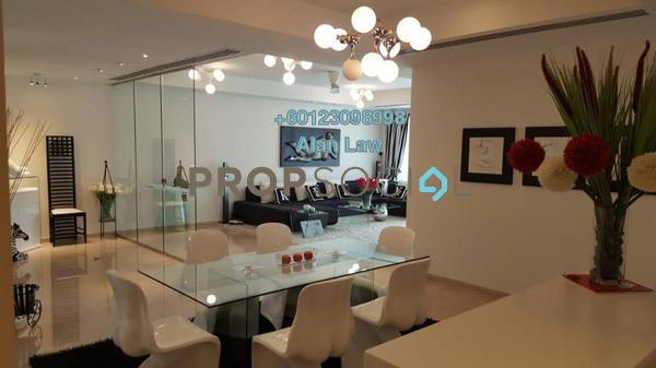 Condominium For Sale in 28 Mont Kiara, Mont Kiara Freehold Fully Furnished 3R/4B 2.5m