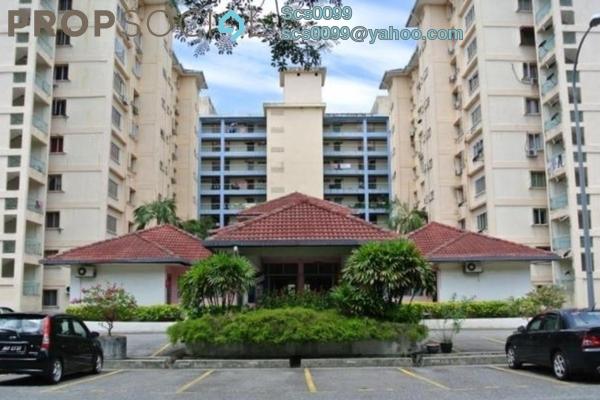 Condominium For Rent in Kenaria Condominium, Kajang Freehold Unfurnished 3R/2B 750translationmissing:en.pricing.unit