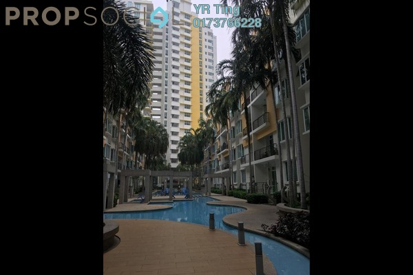 Condominium For Sale in Klebang Delima, Klebang Freehold Semi Furnished 3R/2B 360k