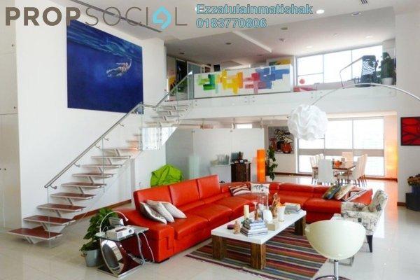 Duplex For Sale in Arte Cheras, Cheras Leasehold Semi Furnished 3R/2B 431k