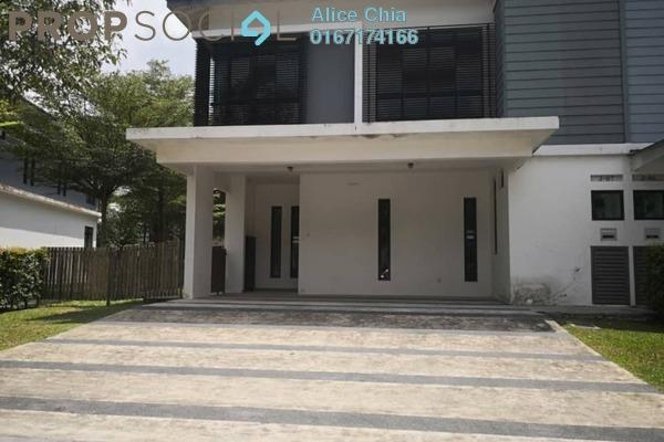Semi-Detached For Sale in Senibong Cove, Bandar Baru Permas Jaya Freehold Fully Furnished 5R/5B 1.68m