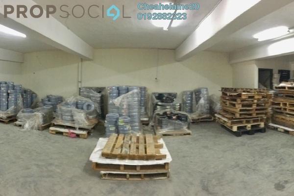 Factory For Sale in Taman Sri Gombak, Batu Caves Freehold Semi Furnished 1R/6B 5.5m