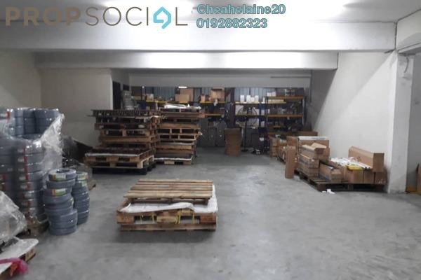 Factory For Sale in Taman Sri Gombak, Batu Caves Freehold Semi Furnished 1R/2B 5.8m