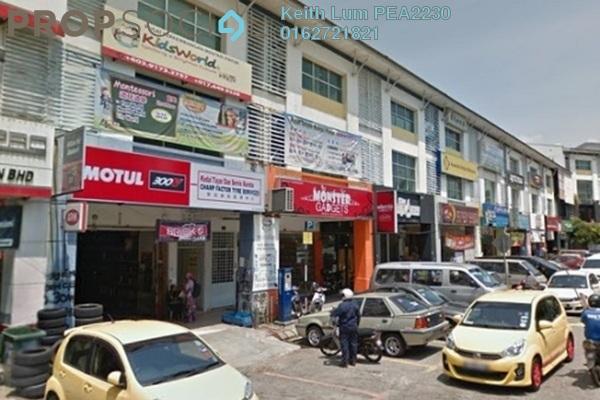 Office For Rent in Plaza Dwitasik, Bandar Sri Permaisuri Freehold Semi Furnished 1R/1B 2.8k
