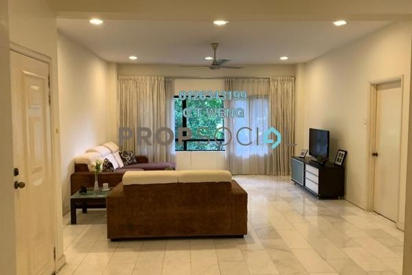For Rent Condominium at Kondominium 8, Ampang Hilir Freehold Semi Furnished 3R/4B 3k