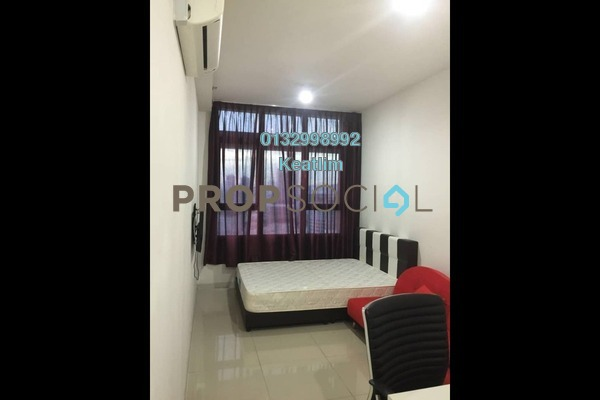 For Rent Condominium at Centrestage, Petaling Jaya Freehold Fully Furnished 1R/1B 1.2k