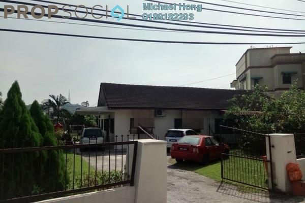 Semi-Detached For Sale in Section 4, Petaling Jaya Freehold Unfurnished 4R/1B 930k