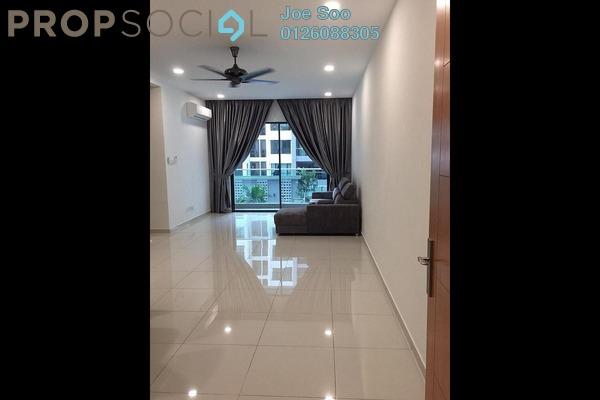 Condominium For Rent in Residensi Harmoni 2 @ Bukit Prima Pelangi, Segambut Freehold Fully Furnished 4R/3B 3k
