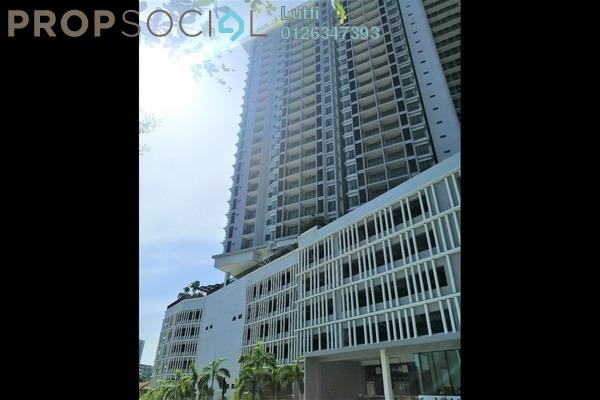 SoHo/Studio For Sale in Montena, Alam Damai Leasehold Semi Furnished 1R/1B 370k