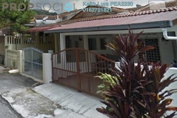 Terrace For Sale in Taman Wangsa Cheras, Batu 9 Cheras Freehold Fully Furnished 3R/2B 440k