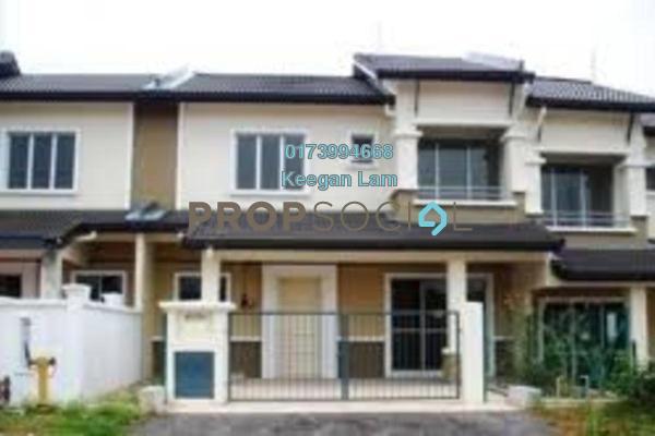 Superlink For Sale in Saujana Impian, Kajang Freehold Unfurnished 4R/3B 618k