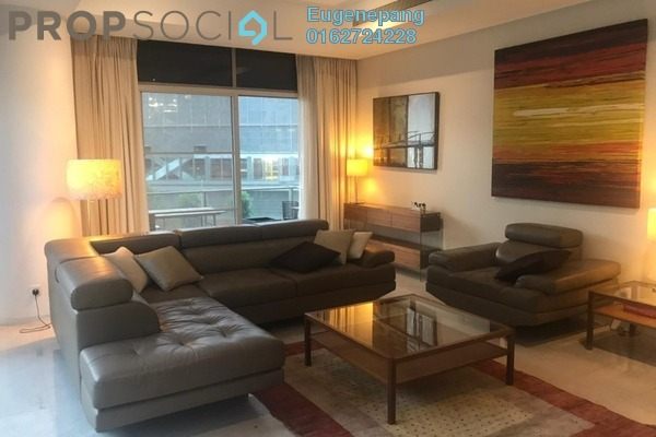 Condominium For Sale in Pavilion Residences, Bukit Bintang Freehold Fully Furnished 4R/4B 3.9m